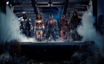 Liga da justiça Warner Bros