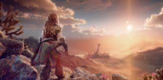 horizon forbidden west é anunciado para PS5