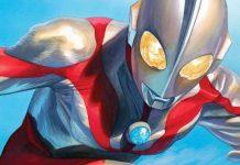 HQ do Ultraman ganha capa de Alex Ross