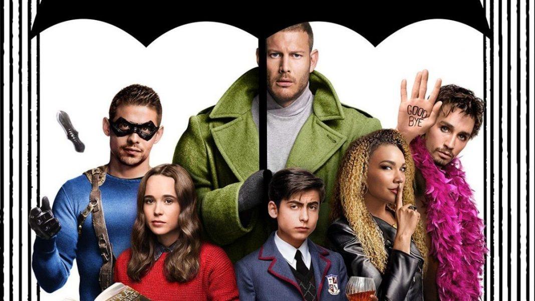 Netflix libera o poster da 2ª temporada de The Umbrella Academy
