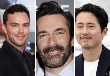Nicholas Hoult, Steven Yeun e Jon Hamm serão protagonistas de Alpha Gang