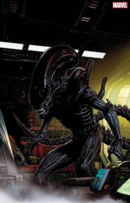 Foto Alien da Marvel