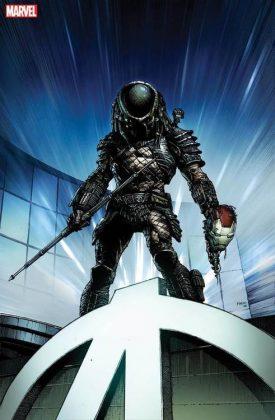 Foto Predador da Marvel