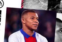 Kylian Mbappé estampa a capa do FIFA 21
