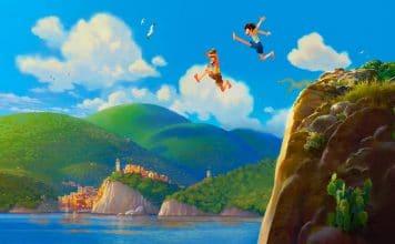 Luca é a nova produção da Pixar