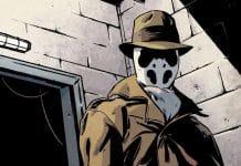 Watchmen ganhará HQ Spin-off com foco no Rorschach