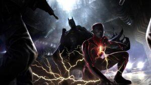 Flash e Batman no DC FanDome