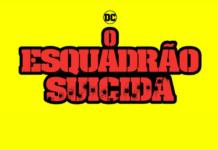 O Esquadrão Suicida ganha logo oficial em português