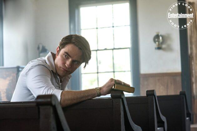 Robert Pattinson O Diabo de Cada Dia