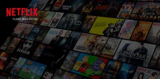 Filmes mais assistidos da Netflix na semana