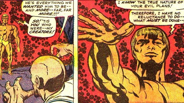 Adam Warlock- Marvel Comics