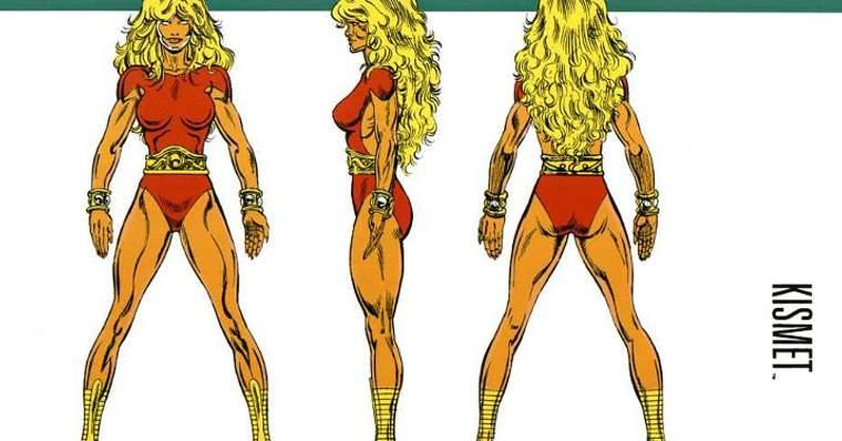 Imagem: Ayesha/ Marvel Comics