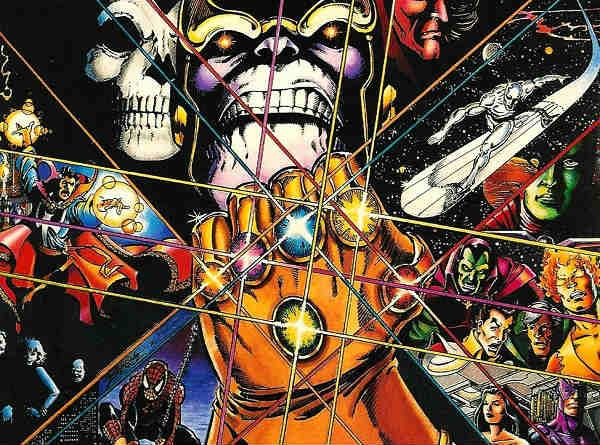 Imagem- Desafio Infinito- Marvel Comics