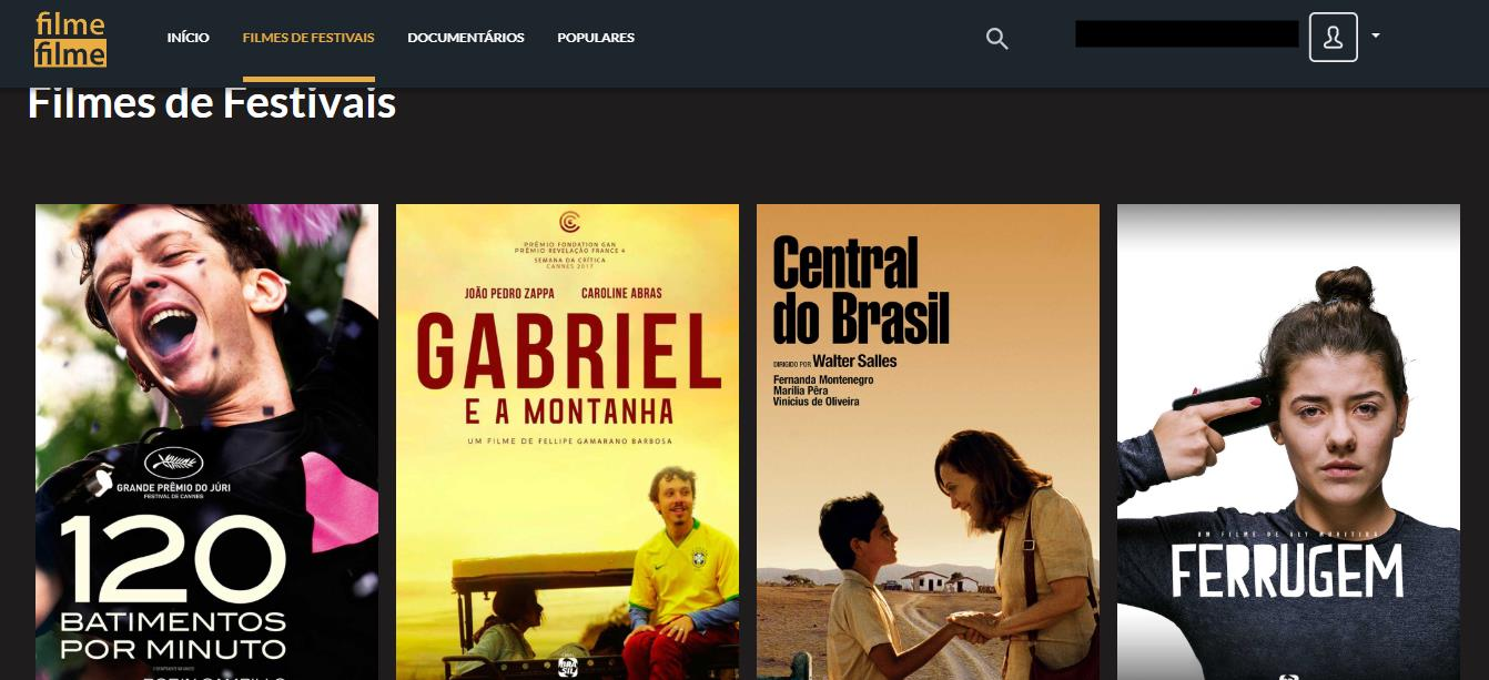 Filme Filme Divulgação Serviços de streaming