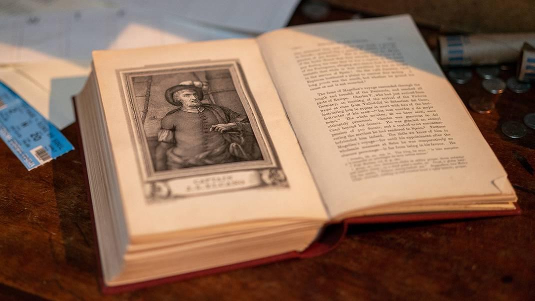 Livro de Sir Francis Drake - Omelete