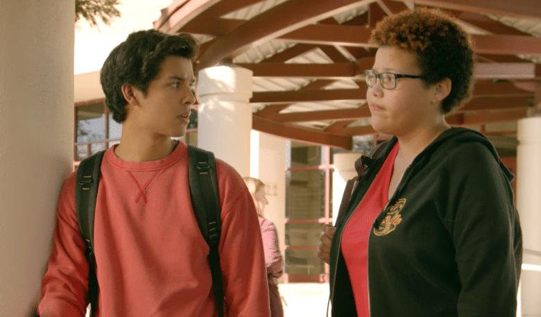 Miguel e Aisha - Cobra Kai