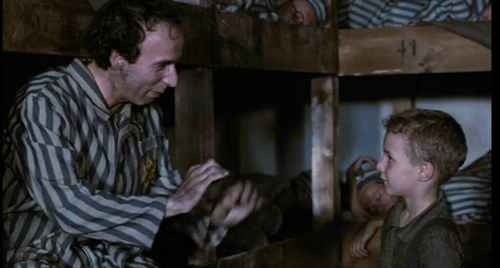 Guido e Giosué - filme A Vida é Bela
