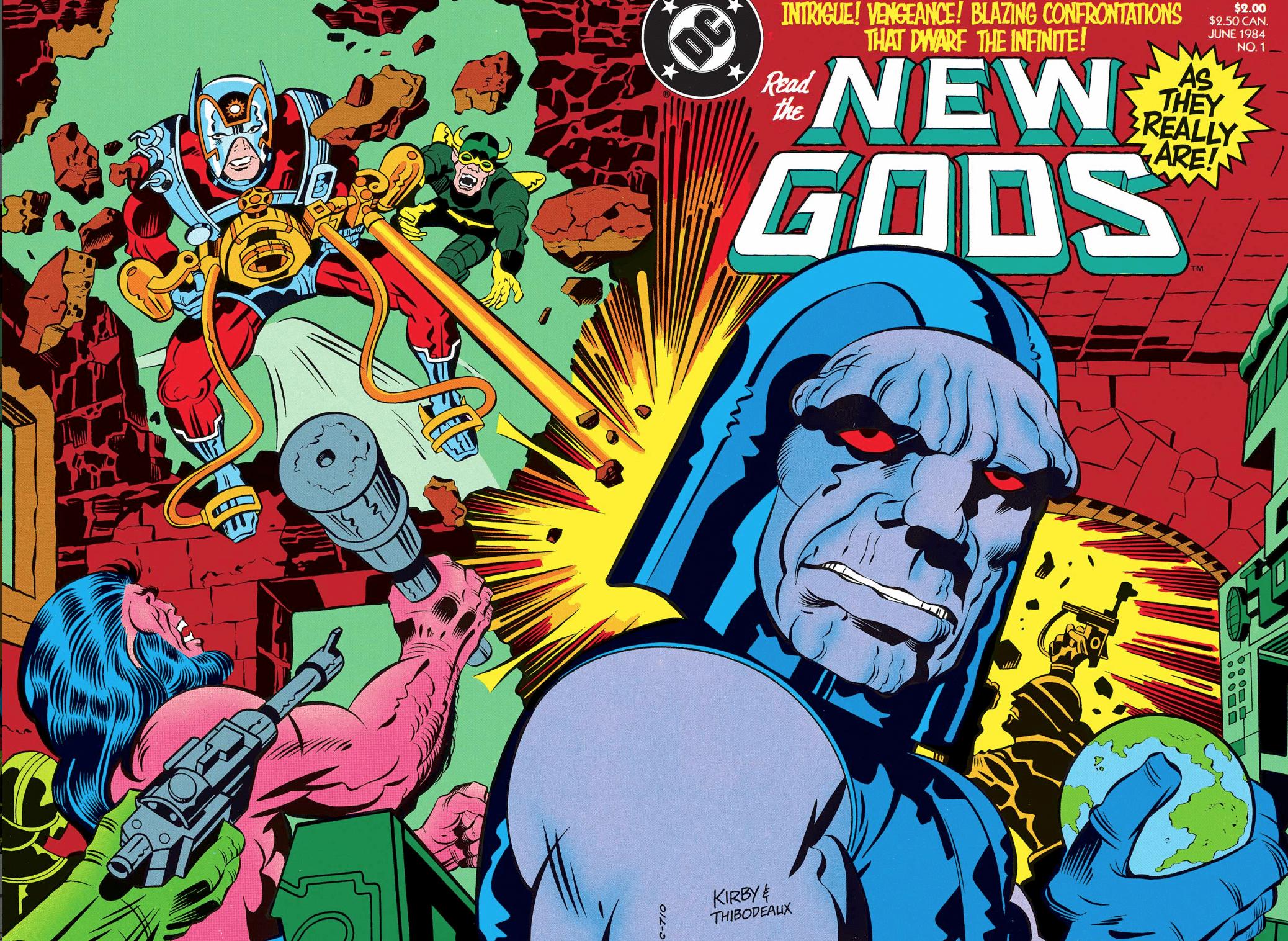 Os Novos Deuses