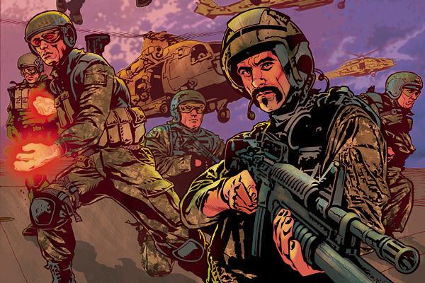 War Heroes Mark Millar