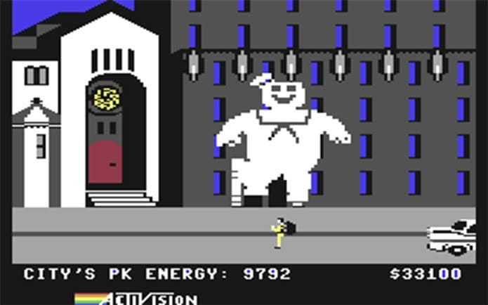 Ghostbusters- Activision