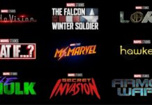 Séries do Marvel Studios