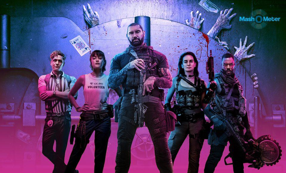 Army of the Dead - Invasão em Las Vegas