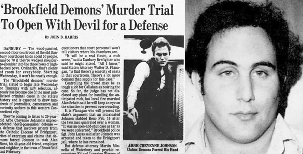 Invocacao do Mal 3: A Ordem do Demônio
