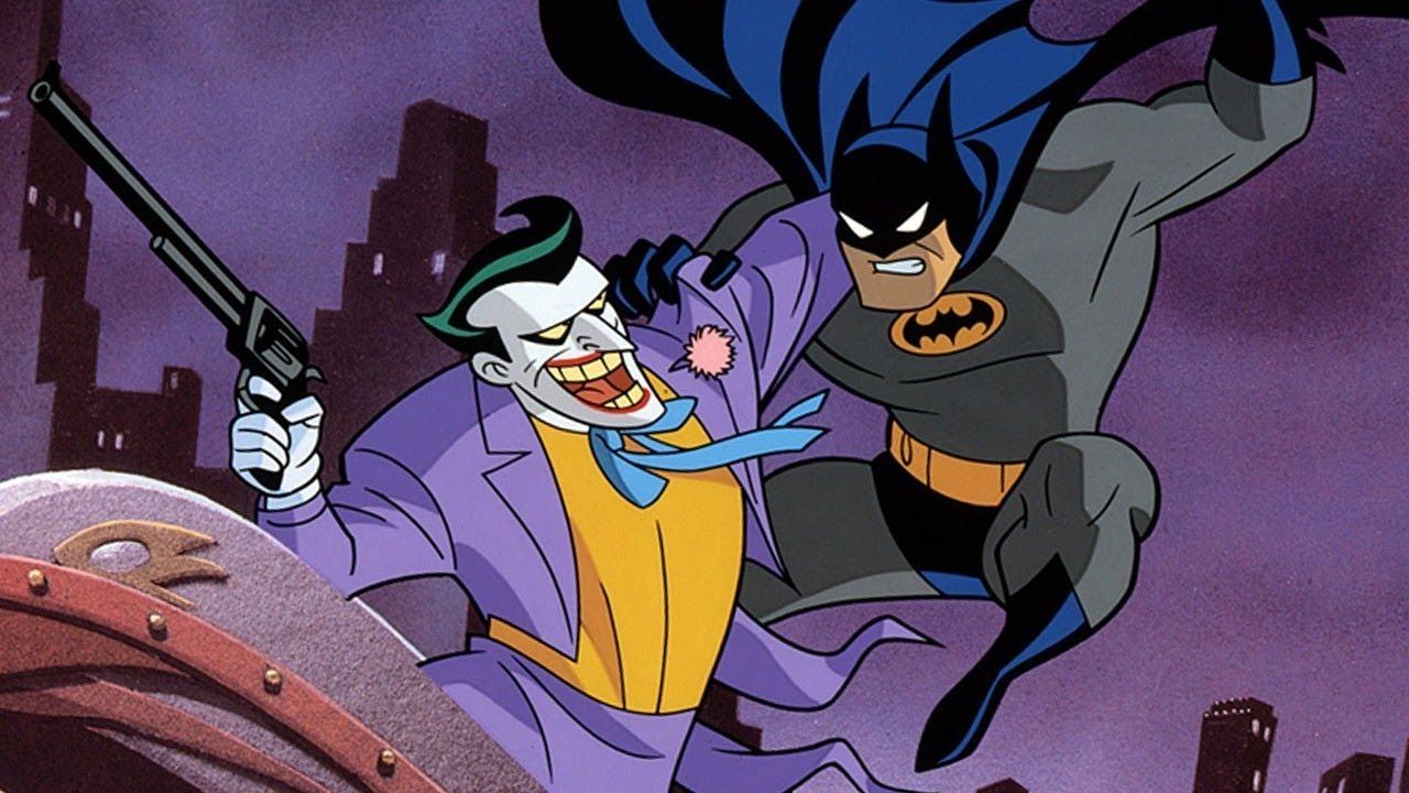 Batman- The Animated Series