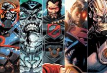 Os vilões mais poderosos da DC