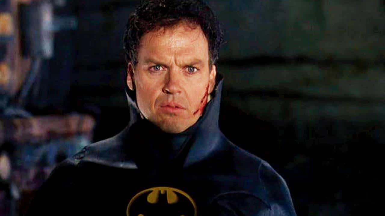 Imagem: Michael Keaton/ Batman de Tim Burton