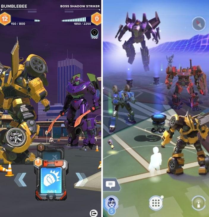 Transformers- Havy Metal