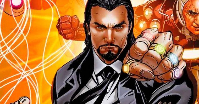Imagem: Mandarim - Marvel Comics