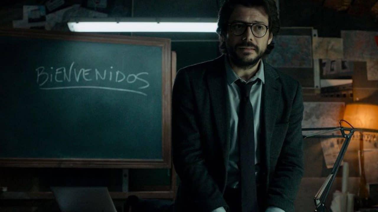 Professor - Sergio Marquina